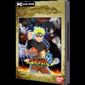 Naruto Ninja Storm 3 Fullburst