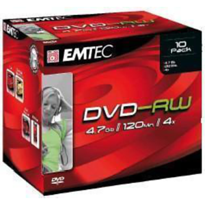 Consumible Dvd-Rw