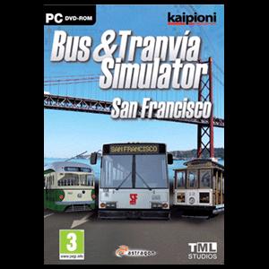 Bus & Tranvia Simulator San Francisco