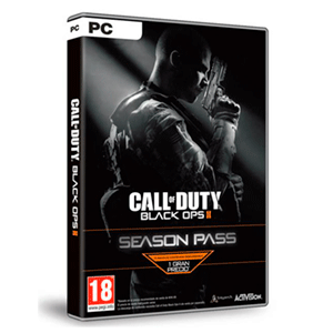 Call Of Duty: Black Ops II Season Pass