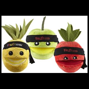 Peluche Fruit Ninja Surtido