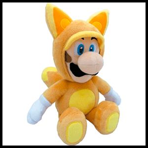 Peluche Fox Luigi 22cm