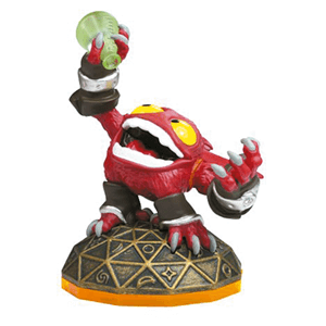 Figura Skylanders Giants V2: Single Pop Fizz