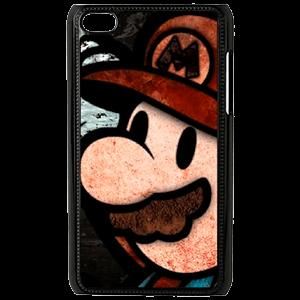Carcasa iPod 4 Mario