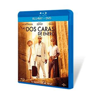 Las Dos Caras de Enero Bluray + DVD