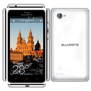 "Smartphone Blusens Smart Studio 5"" 4Gb QC Blanco"