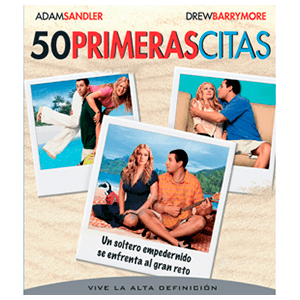 50 Primeras Citas(Bd)