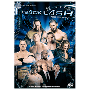DVD Backlash 2007