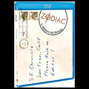 Zodiac: El Montaje Del Director