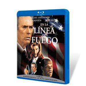 En La Linea De Fuego(Bd)