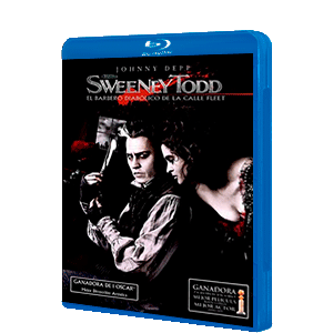 Sweeney Todd, El Barbero Diabolico De Calle Fleet