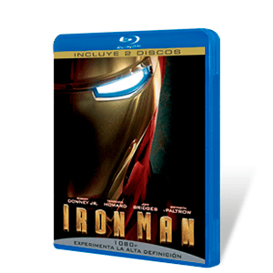Iron Man (2 discos)