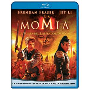 La Momia: La Tumba Del Emperador Dragon
