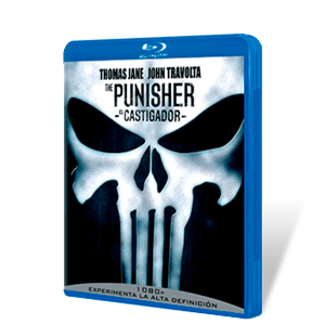 The Punisher El Castigador
