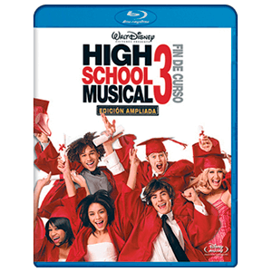 High School Musical 3. Fin de curso