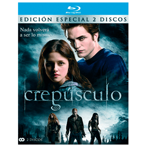 Bd Crepusculo (Caja Metalica)