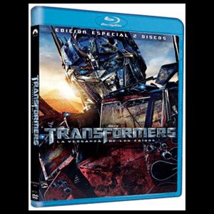 Transformers 2 (2 Discos)