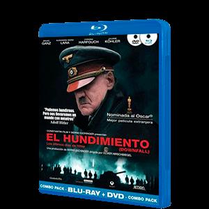 El Hundimiento Bluray + DVD
