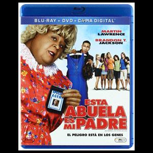 Esta Abuela Es Mi Padre Bd (Bd+Dvd+Copia Dig)