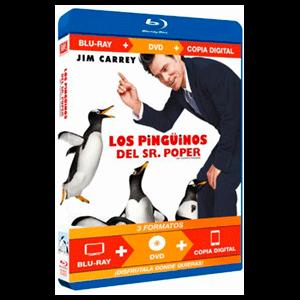 Los Pinguinos Del Sr.Poper Bd (Bd+Dvd+Cop Dig)