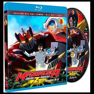 Mazinger Z-Edicion Impacto! Vol.5 Ver. Exte (Comb)