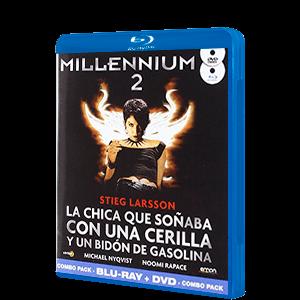 Millennium 2:La Chica Que Soñaba Con (Comb)(Promo)