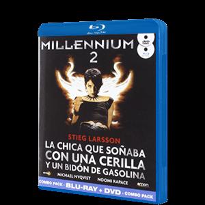 Millennium 2:La Chica Que Soñaba Con Una C (Combo)
