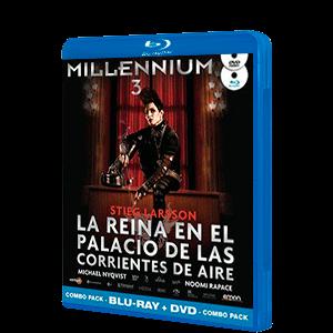Millennium 3:La Reina En El Palacio (Comb)(Promo)
