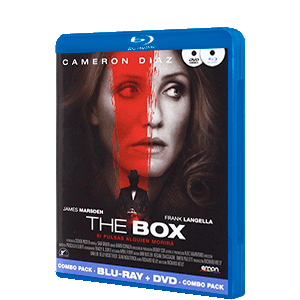 The Box (2009) (Combo)
