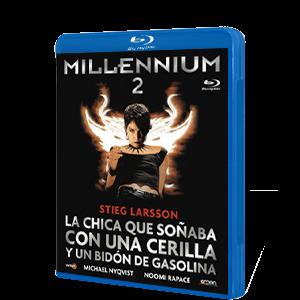 Millennium 2:La Chica Que Soñaba Con Una Cerilla Y