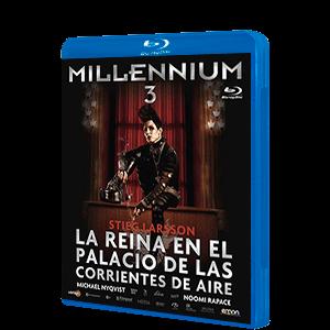 Millennium 3:La Reina En Palacio De Las Corrientes