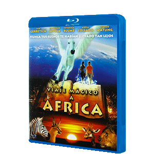 Viaje Magico A Africa (Blu-Ray)