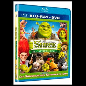 Combo Shrek Felices Para Siempre