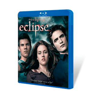 Eclipse Bluray + DVD