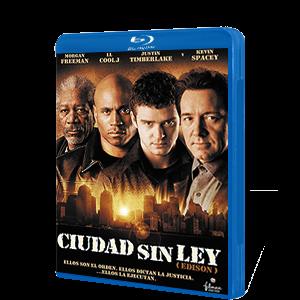 Ciudad Sin Ley (Bd)
