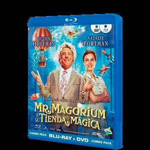 Mr. Magorium'S Y Su Tienda Magica (Combo)