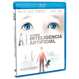 A.I. Inteligencia Artificial  (Blu-Ray)