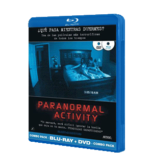 Paranormal Activity (Combo)