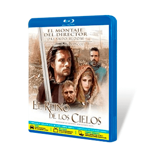 El Reino de los Cielos Bluray + DVD + Copia Digital