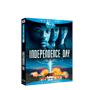 Independence Day Bluray + DVD