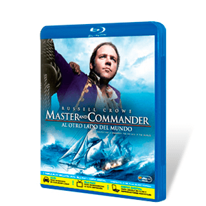 Master & Commander Bluray + DVD + Copia Digital