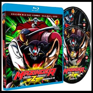 Mazinger, Edición Z Impacto! Vol.2 Bd(2 Discos)