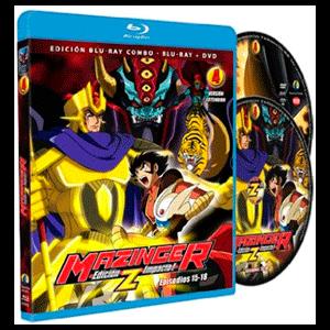 Mazinger, Edición Z Impacto! Vol.4 Bd(2 Discos)