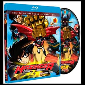 Mazinger, Edición Z Impacto! Vol.6 Bd(2 Discos)