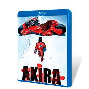 Akira (BRV + DVD)