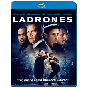Ladrones (Bd)