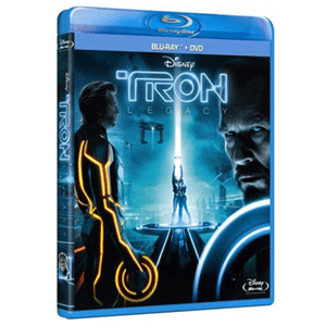 Tron Legacy (Brv+Dvd)