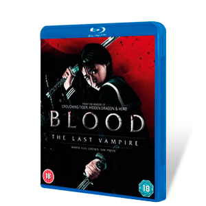 Blood The Last Vampire BD + DVD
