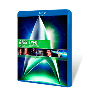 Star Trek 5 -La última Frontera