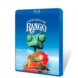 Rango (BRV+DVD)